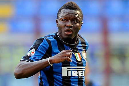 Sulley Muntari has been linked with Spurs
