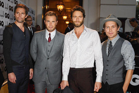 Take That's Gary Barlow has teamed up with N-Dubz
