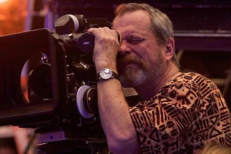 Terry Gilliam directed The Imaginarium Of Dr Parnassus