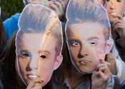 X Factor twins John and Edward Grimes spark international row