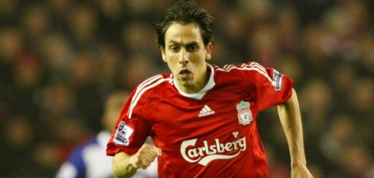 Liverpool star Yossi Benayoun is out for around a month