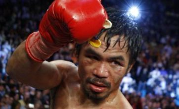 Manny Pacquiao eyes fifth fight with Juan Manuel Marquez to dash hopes of Floyd Mayweather Jr bout
