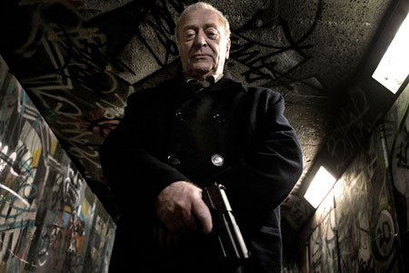 Michael Caine turns vigilante in Harry Brown