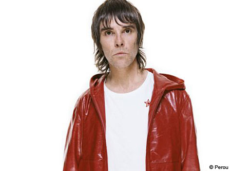 Ian Brown was allegedly arrested for beating up his wife