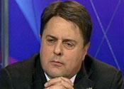 'Racially abused': Nick Griffin