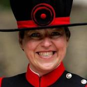 Moira Cameron, the first woman to serve as a Yeoman Warder has been subjected to bullying