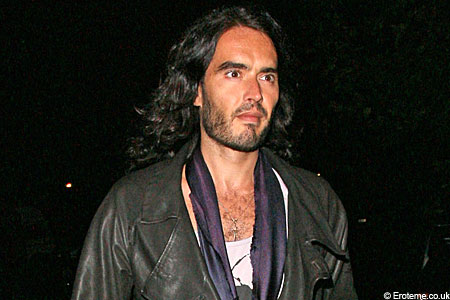 Russell Brand promises to raise some chuckles
