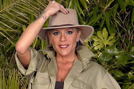 Sam Fox will be strutting her stuff in the I'm A Celebrity Get Me Out Of Here jungle
