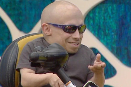 Verne troyer s dick