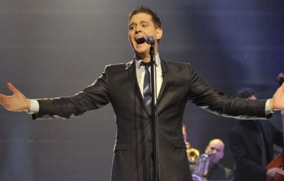 Michael Buble: Gents, you may not want to go, but it's worth it in the long run