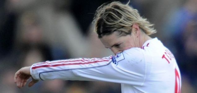 Fernando Torres has been dogged by a hernia problem this season