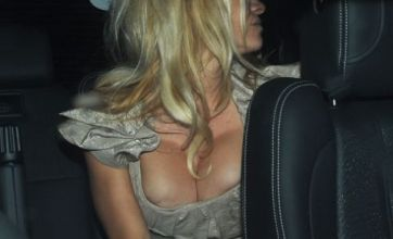 Where have Pamela Anderson's nipples gone?