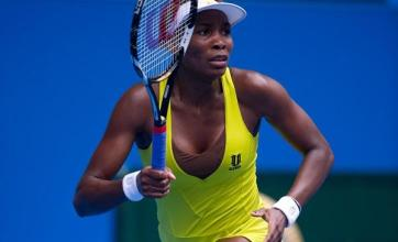 Venus into quarter-finals