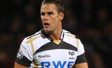 Banned Byrne to miss England clash