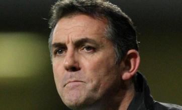 Coyle wishes Laws well