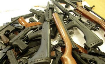 Olympic buildings to be made from recycled guns