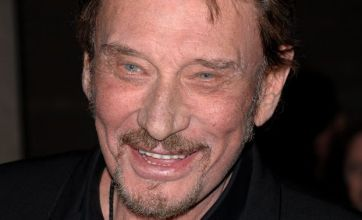 'Suicide attempt' by Johnny Hallyday's daughter