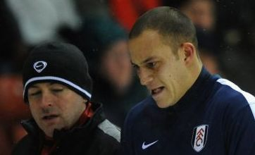 Fulham fear long absence for Zamora