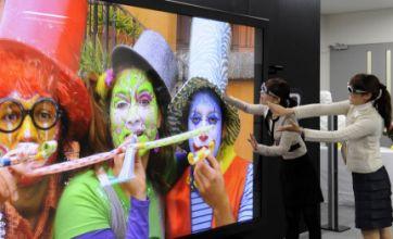 CES 2010: Panasonic launch world's largest plasma 3D TV