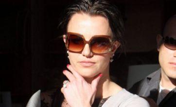 Has blinging Britney Spears dumped her fella?