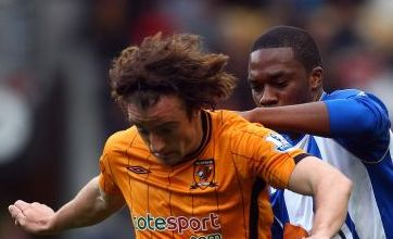 Hull won't sell Stephen Hunt
