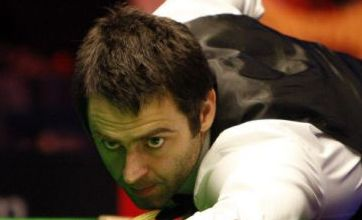 O'Sullivan unhappy despite win
