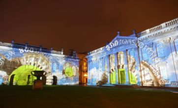 Cambridge University marks 800th birthday with a first-class illuminations show