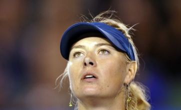 Sharapova crashes out in Melbourne