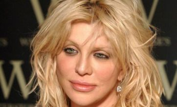 Courtney Love in Twitter plea to 'save' Ke$ha