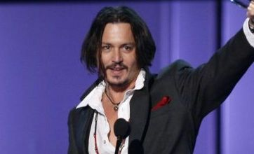 Johnny Depp hailed Most Stylish ahead of Becks