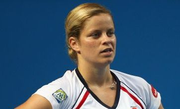 Clijsters crashes out of Aussie Open