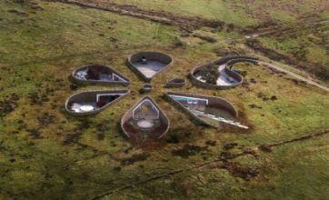 Gary Neville unveils plans for bizarre underground home