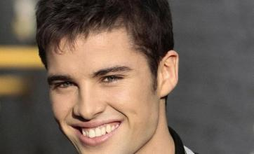 X Factor Joe at TV awards bash