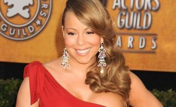 Film makeover a 'fright' for Mariah