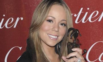 Mariah baffles crowd with speech