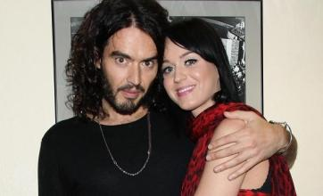 Russell: Katy and I are engaged