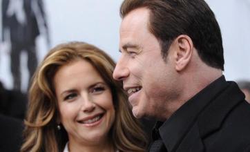 Faith helped me, says Travolta