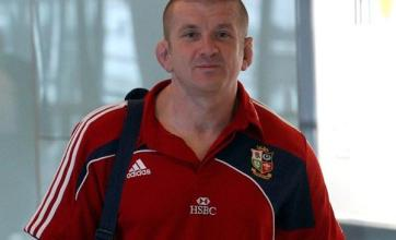 Rowntree turns up heat on Lions trio