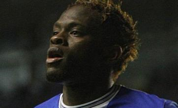 Saha the star for Toffees