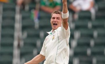 Steyn puts Proteas on top