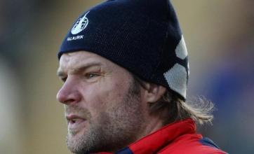 Pressley unfazed by Bairns survival bid