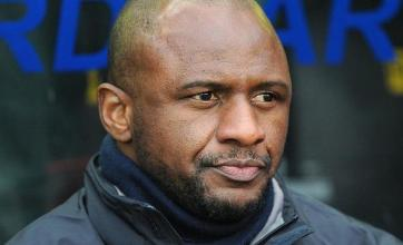 Three-game ban for Vieira