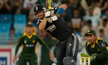 England claim victory