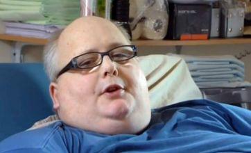 World's fattest man Paul Mason loses 20 stone following NHS surgery