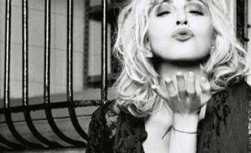Has Madonna split with Jesus?