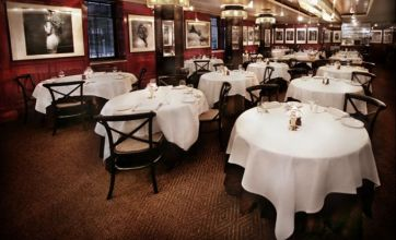Marco Pierre White keeps it simple at Wheeler's Of St James's