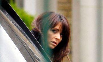 John Terry's lover Vanessa Perroncel meets up with ex Wayne Bridge