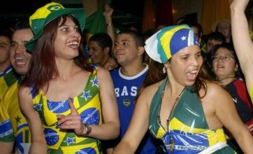 Best bars to watch World Cup 2010