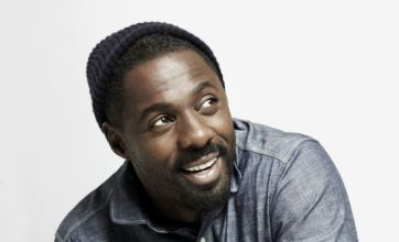 Idris Elba makes music to ring Stringer's belll