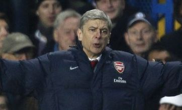 Frustrated Wenger hits out at press